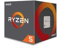 AMD Ryzen 5 2600 CPU New Next Day delivery