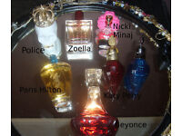 Celebrity Fragrance Bundle of Perfumes