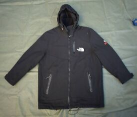 North Face SUMMIT SoftShell Jacket (Medium SHORT)