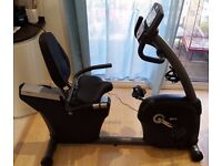 Horizon Fitness R4000 Premier Recumbent Bike