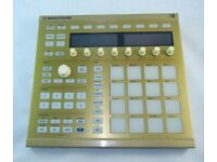 Native Instruments Maschine MK2 - Rare Gold, with 40 expansion packs.