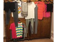 Women Ladies Clothing Job Lot Size 12/14