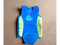 Mothercare baby wrap wetsuit. Size: 12- 24 months