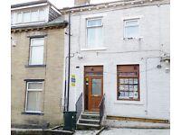 1 BEDROOM FLAT / HOUSE FOR RENT TO LET IN BRADFORD BD8 MANNINGHAM - ROSE STREET
