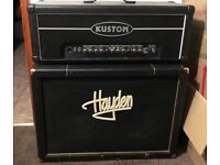 Kustom Quad 200watt Head + Hayden 2x12 Oversized Cab
