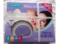 Lansinoh new single electrics breast pump