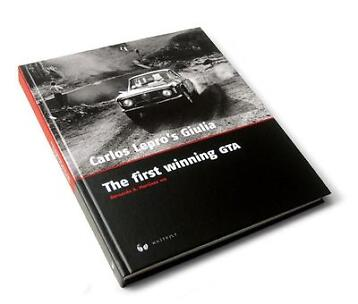 "ALFA ROMEO GIULIA ""THE FIRST WINNING GTA"" CARLOS LEPRO'S BOE"