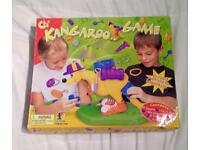 Kangaroo Game From Ackerman Toys. Like Buckaroo. Complete And Good Condition.