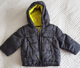 Ted Baker winter jacket 3-6 m