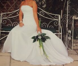 Maggie Sottero Couture Wedding dress - Excellent condition