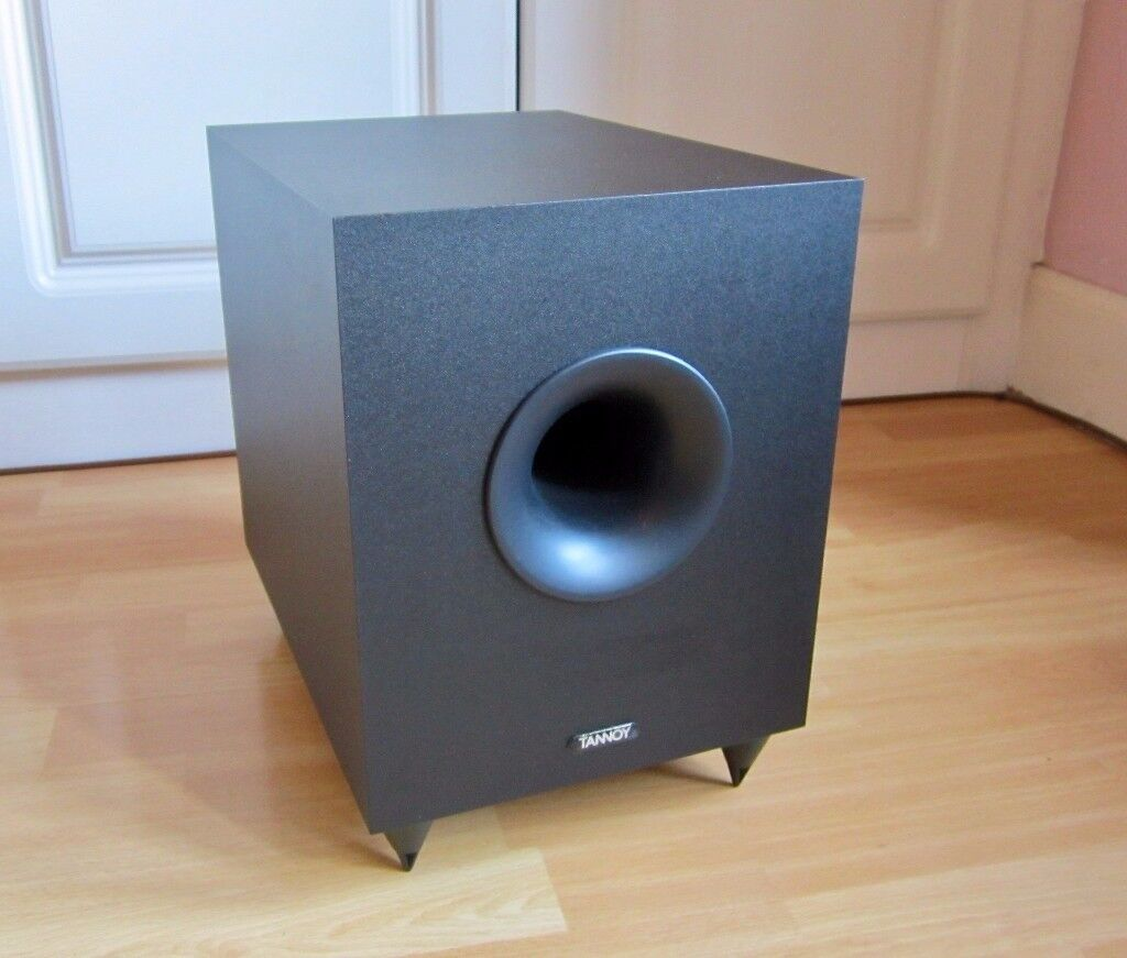 Tannoy SFX 5.1 Subwoofer - NEW!