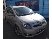 2008 (08 reg), Toyota Corolla Verso 2.2 D-4D T180 5dr MPV, 3 MONTHS AU WARRANTY, £2,795 ono