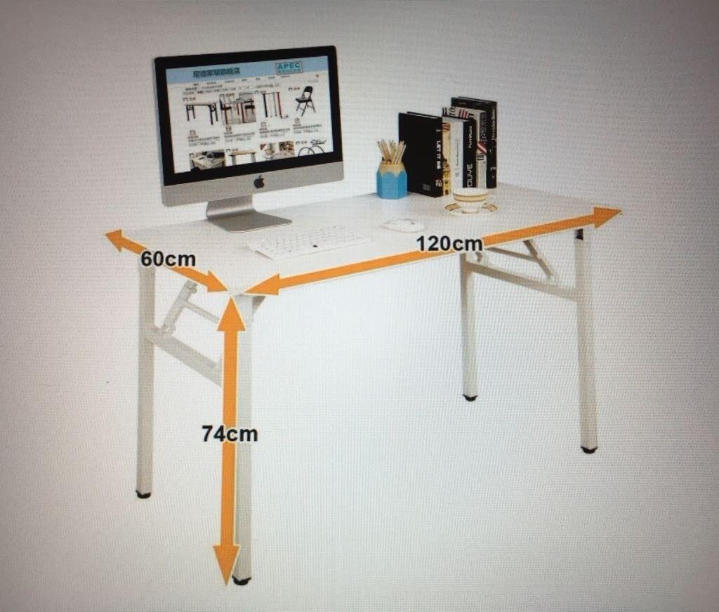 Folding table [white]