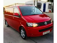 2012 VW Transporter T30 LWB 114hp TDI