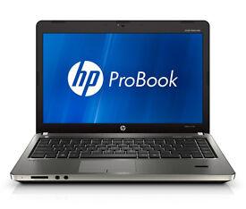 "HP PROBOOK/1.9GHZ AMD A4/4GB RAM/ATI RADEON/512MB GPU/DVD-RW/WI-FI/BT/CAM/15.6"" DISPLAY"
