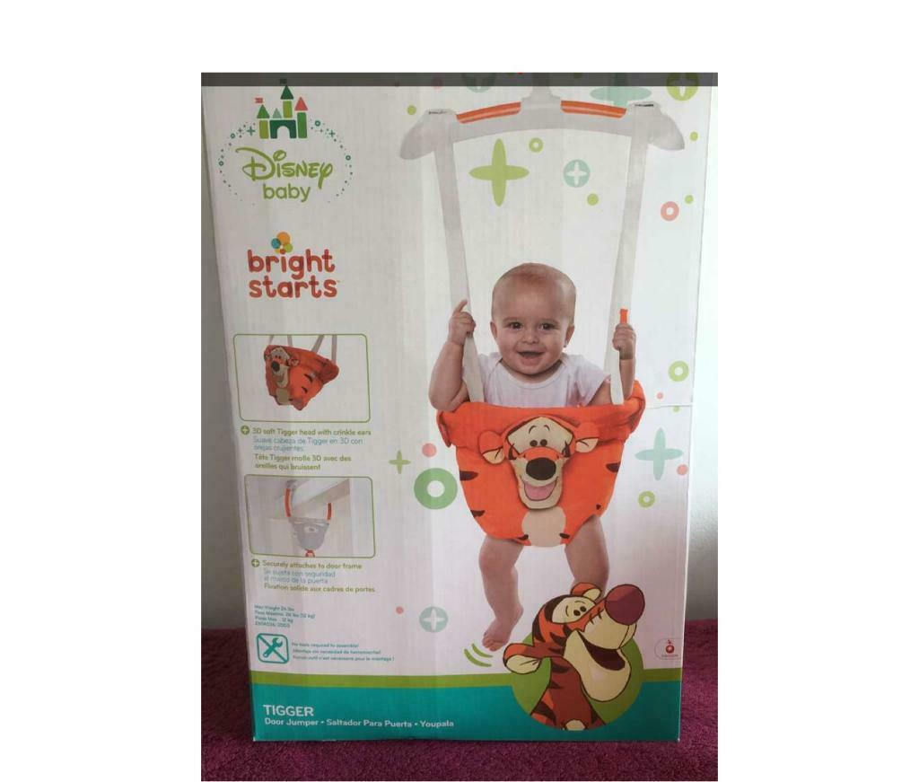 0ac475c5dd9 Bright Starts Tigger Bouncer | in Loughor, Swansea | Gumtree