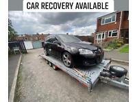 Cheap Car van Vehicle recovery transport birmingham quinton transport tow copart