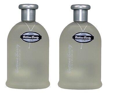 Bettina Barty CRYSTEL WATER Bath & Shower Gel 2 x  500 ml Sparpack