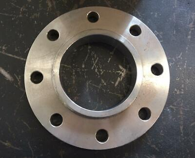 304 Stainless Steel Flange 4 Pipe Size 8-bolt