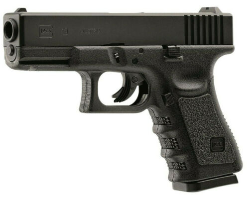 Glock G19 Gen 3 .177 Caliber CO2  BB Air Gun Semi-Auto Pistol metal slide Umarex
