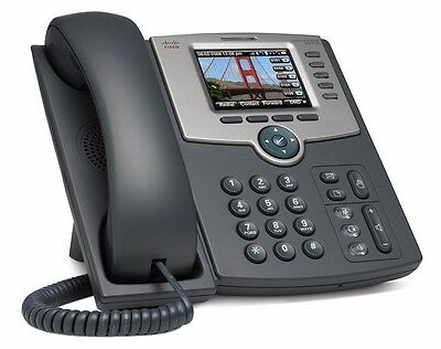 Cisco SPA525G2 5-Line IP Phone Telephone - Bluetooth - Inc VAT & Warranty -