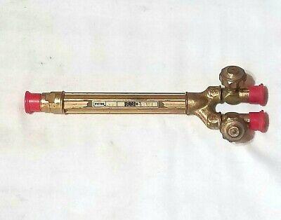 Victor J100c Cutting Welding Brazing Torch Handle J28 J27 J Series Ca1260 Nos