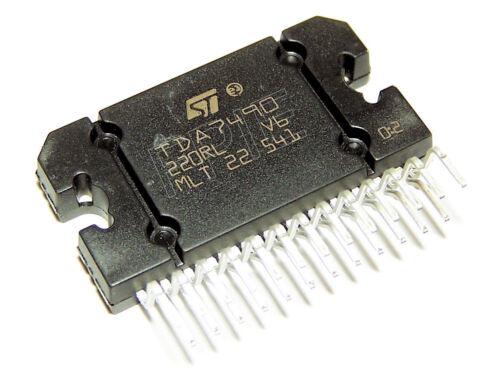 TDA7490 25Wx2 Audio Amp IC STMicroelectronics