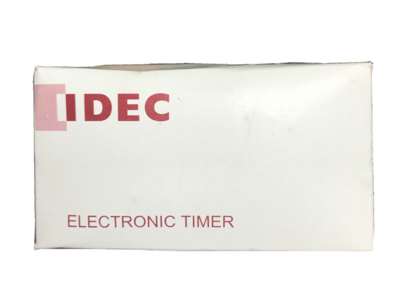 IDEC RTE-P2AF20 Electromechanical Multifunction Electronic Timer 100-240VAC
