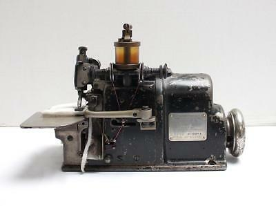 Merrow A-3d Vintage 3-thread Overlock Serger Industrial Sewing Machine Head Only