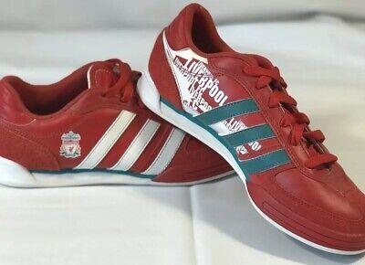 Extremely Rare Adidas Liverpool Football Club Samba Never Walk Alone Sz 7 Men