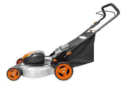"WG720 WORX 19"" 12 Amp Electric Lawn Mower"