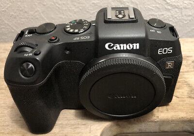 Canon EOS RP -Schwarz