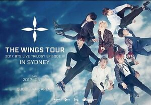 BTS VIP STANDING RIGHT Chatswood Willoughby Area Preview