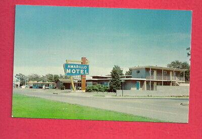 Motel Amarillo TX Texas Canyon Drive Roadside Lodging