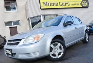 2006 Chevrolet Cobalt LS! Manual! Low KMS! Only $99/Bi-weekly!