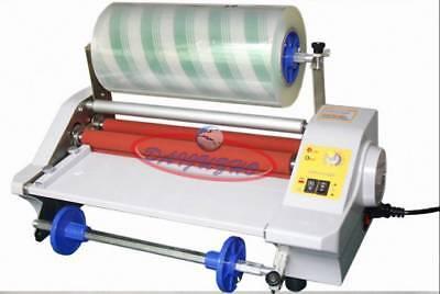Four Rollers Hot Roll Laminating Machine Photo Film Laminator Fm360j New