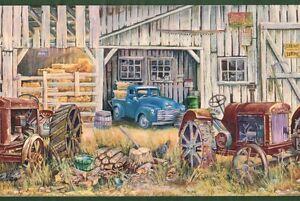 not a john deere antique tractors and pickups wallpaper