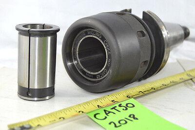 Cv50-gmc Big Cat50 Shank 42mm 1.65 - Hi-power Milling Chuck Reducer Collet 32mm