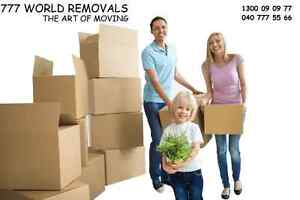 $99 Per Hour ! Premium Removals Service !! 777 WORLD REMOVALS Wollongong Wollongong Area Preview