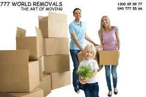 $110 Per Hour ! Premium Removals Service !! 777 WORLD REMOVALS Wollongong Wollongong Area Preview