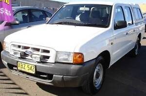 2001 Ford Courier Ute Armidale Armidale City Preview