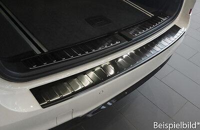 2010-2014 Exklusiv RGM Ladekantenschutz Carbon-Look für Porsche Cayenne SUV Bj