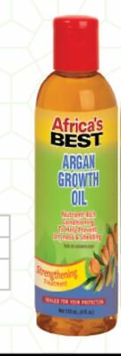 Africa's Best Organicsa Argan Growth Oil