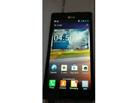 LG 4XHD P880 Android Mobile Phone. Unlocked.