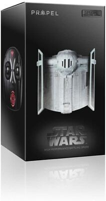 Propel Star Wars Quadcopter: Tie Fighter Collectors Edition Box FREE SHIPPING