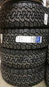 275 55 R20  275 55 20 BFGoodrich KO2 $1100 + Tax ( Installed Balanced ) Call 905 673 2828 Zracing Tires for F150 Tundra