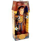 "Disney Toy Story Pull String Woody 16"" Talking Figure -"