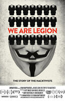 Anonymous We Are Legion Poster