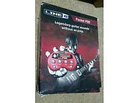 Line 6 Pocket POD for Guitarists
