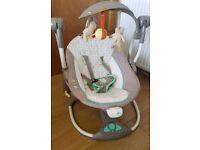 Baby swing - Ingenuity swing